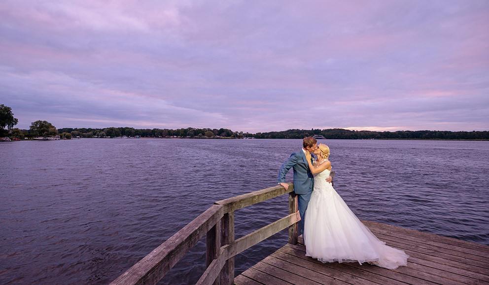 Hochzeit in Caputh