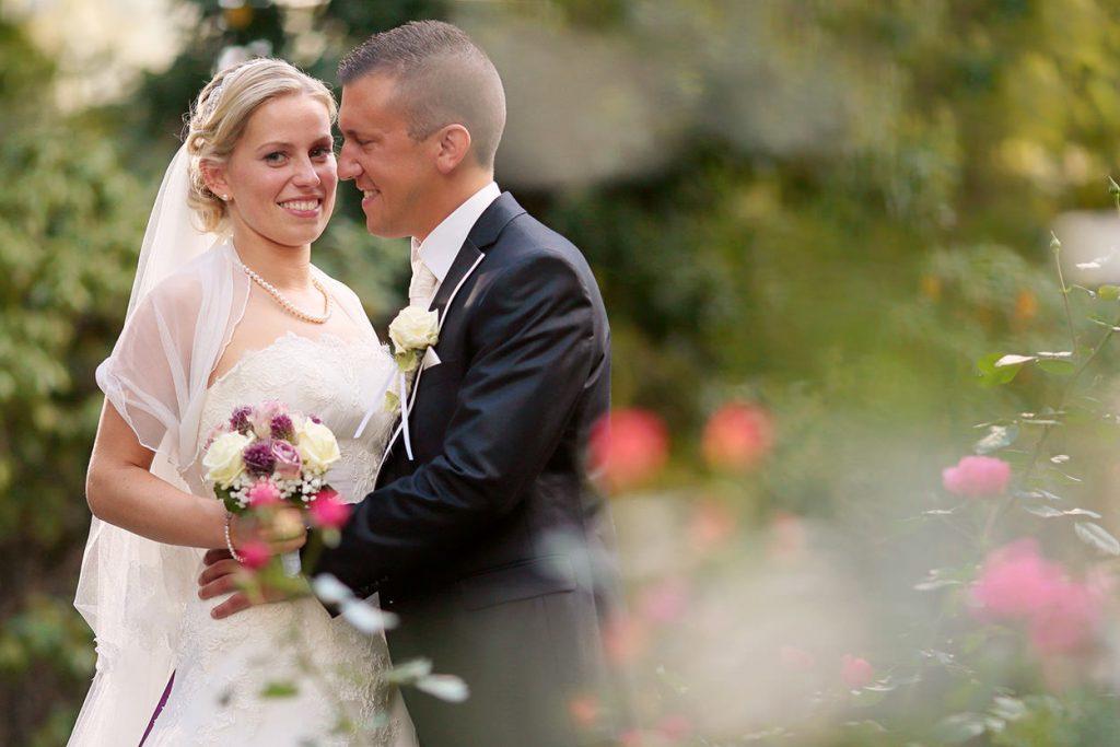 Hochzeitsfotos im Britzer Garten