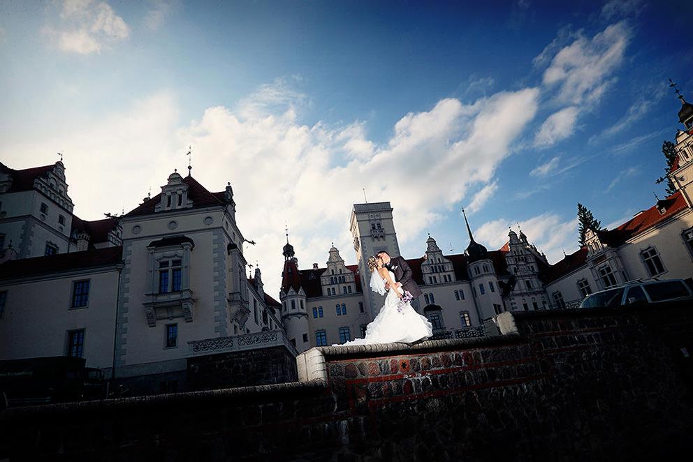 Hochzeitsfotograf auf Schloss Boitzenburg in der Uckermark