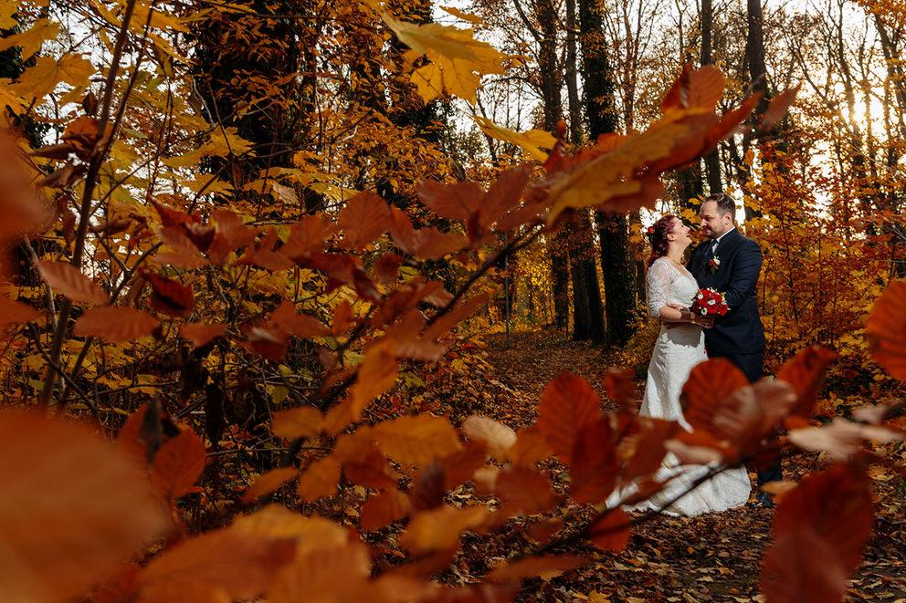 Heiraten im Herbst kann so schön sein!