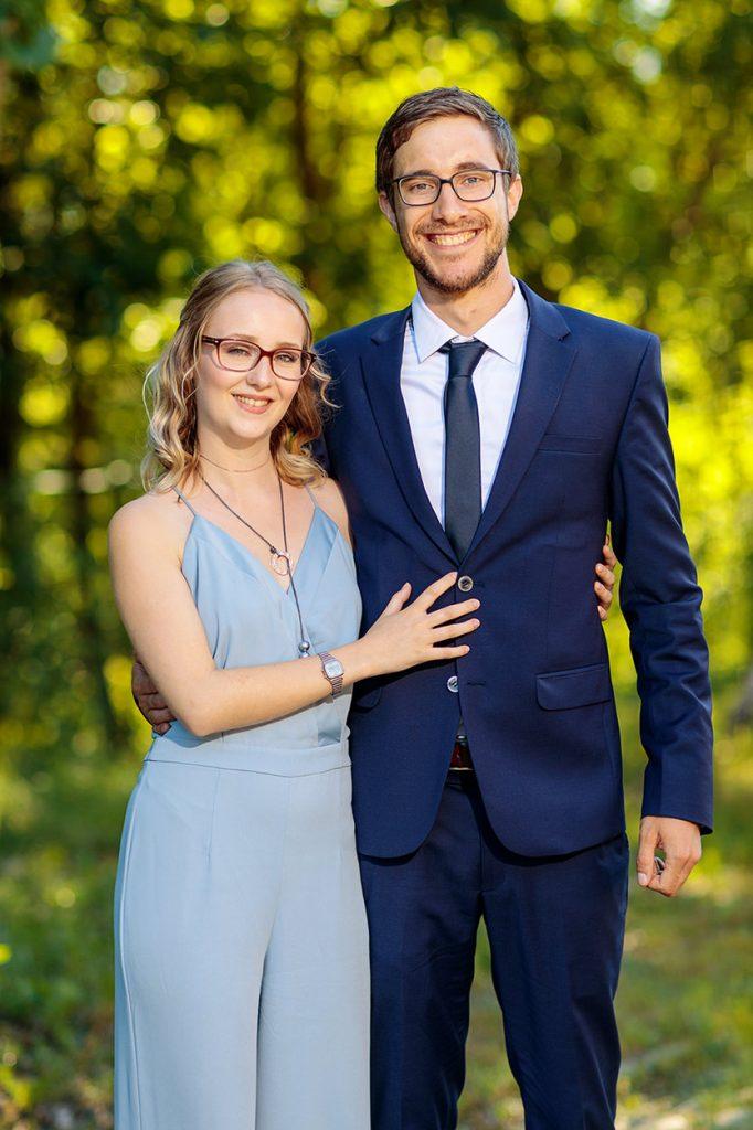 Die Hochzeitsgäste bei der Hochzeitsfeier im BlauArt Tagungshaus Potsdam