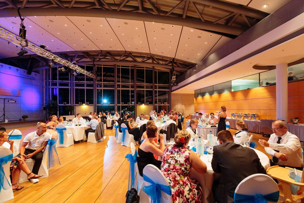 Hochzeitsfeier im Kongresshotel Potsdam