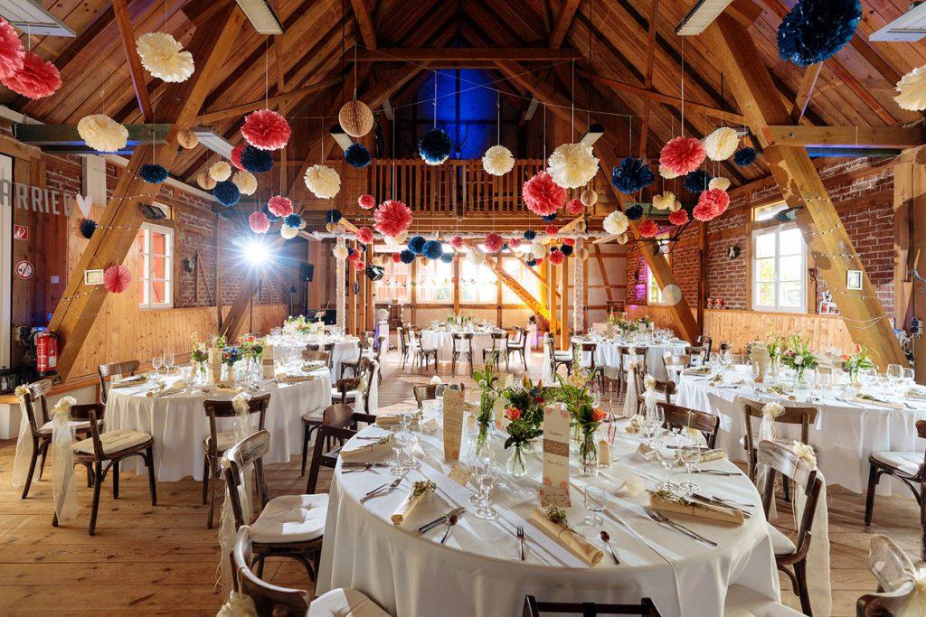 Hochzeit im Landhaus Alte Schmiede in Niemegk-Lühnsdorf