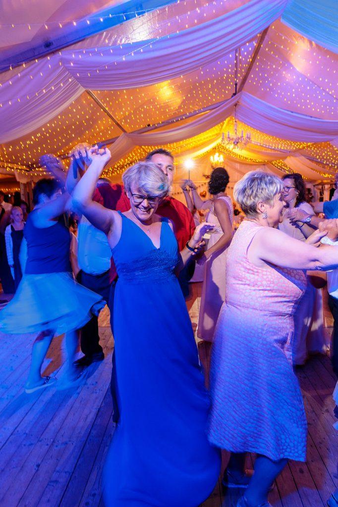 Hochzeitsfeier auf dem Vierseithof Schmole