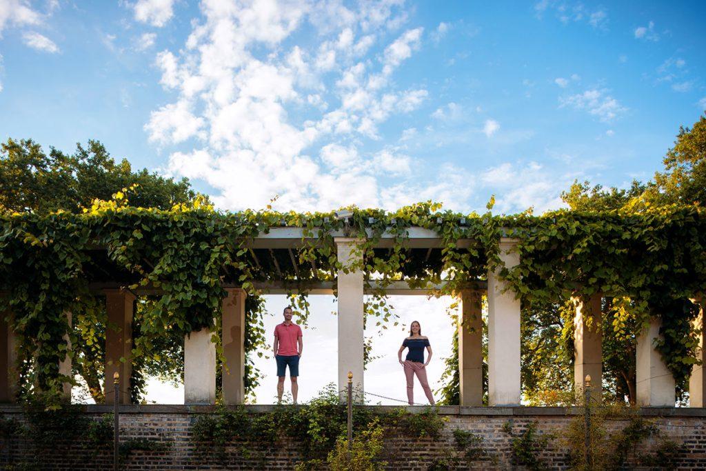 Verlobungsserie im Park Sanssouci