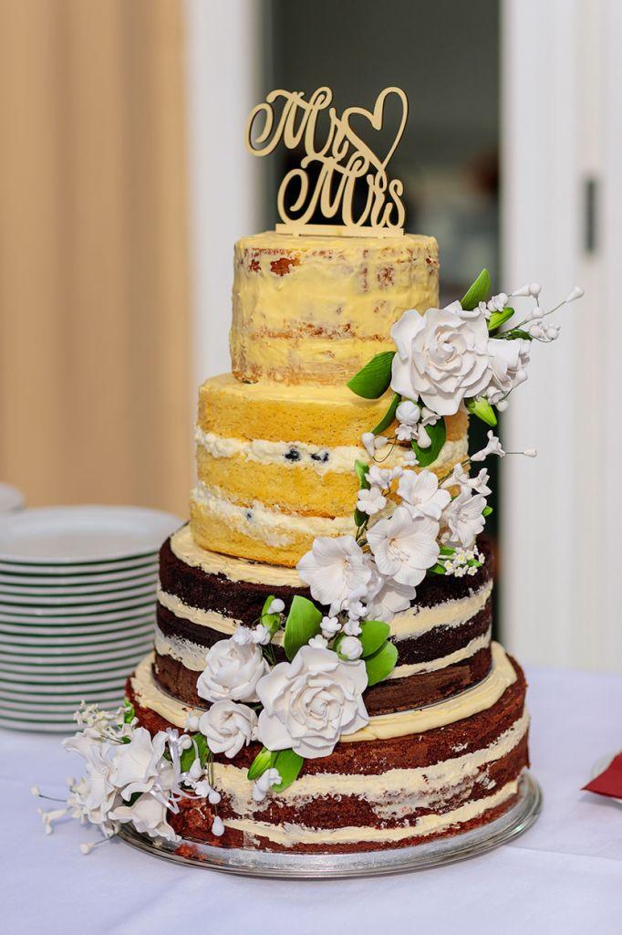 Naked Cake in Neuruppin