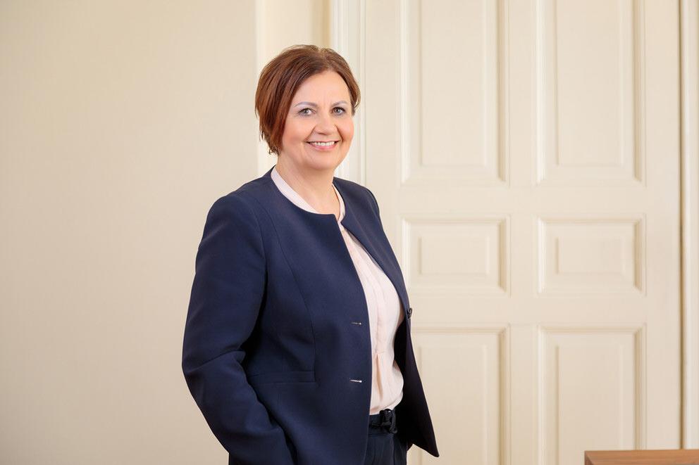 Businessportrait von einer Frau