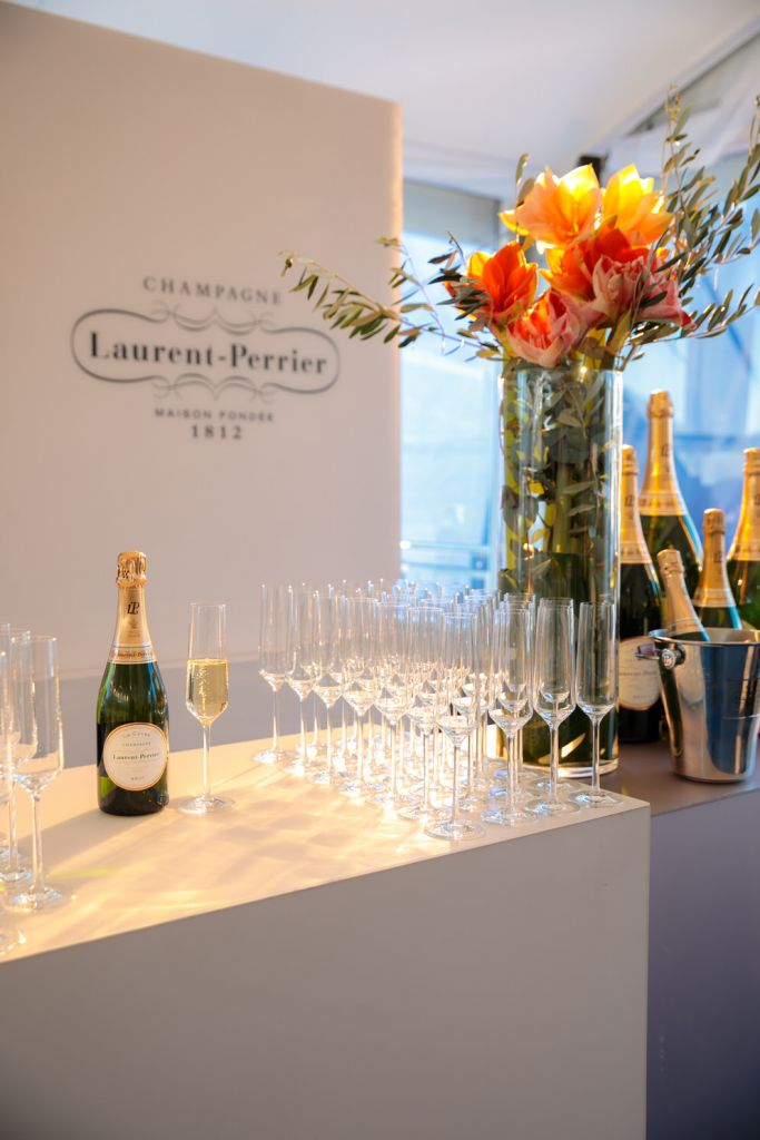 Champagne Laurent Perriers beim Snow Polo World Cup Kitzbühel