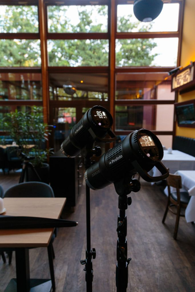 Fotoblitze von ProFoto