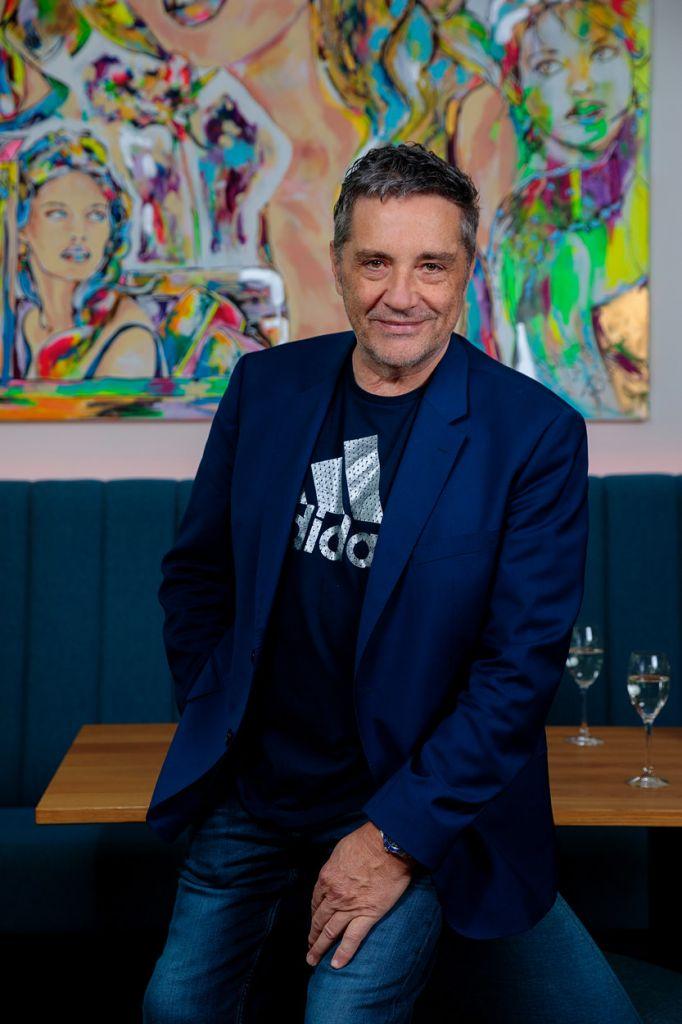 Businessportrait Berliner Geschäftsführer