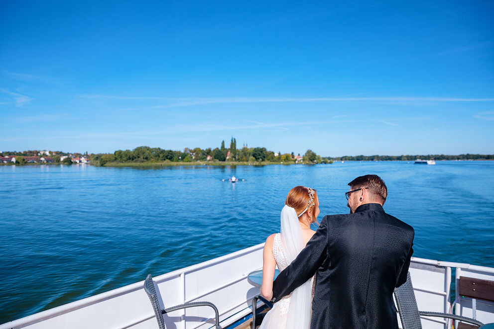Bootsfahrt ging auch während der Corona Zeit