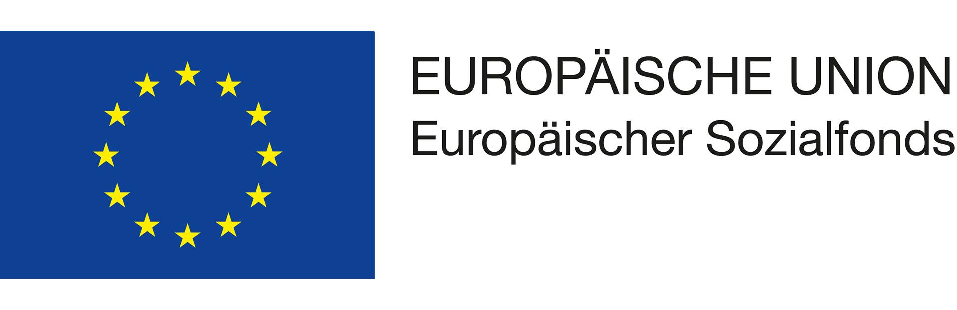Foerderhinweis Europäischer Sozialfonds