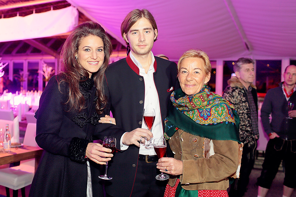 Guests at the Polo Gala Night