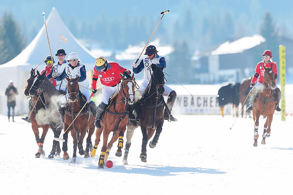 Polo game in Kitzbühel 2015