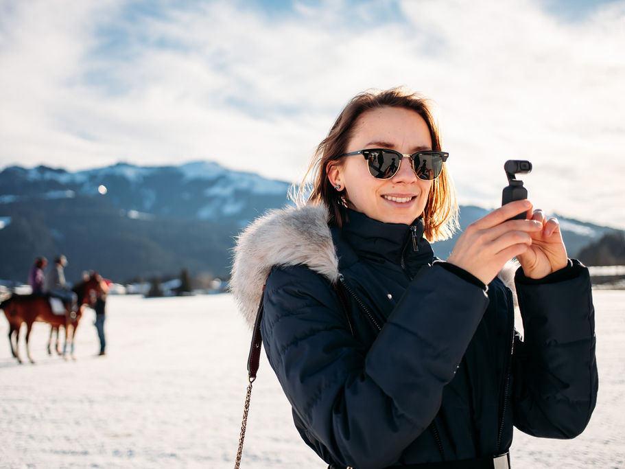 Fotostudio- und Socialmedia Managerin Vanessa Schümmelfeder
