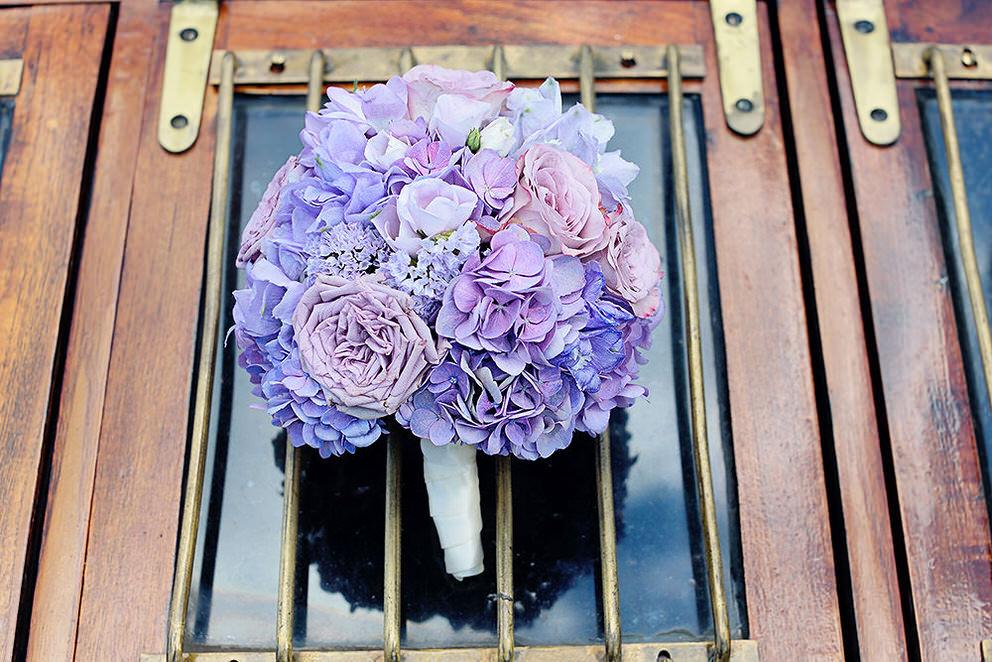 Blumendekoration von Nadja Meyer
