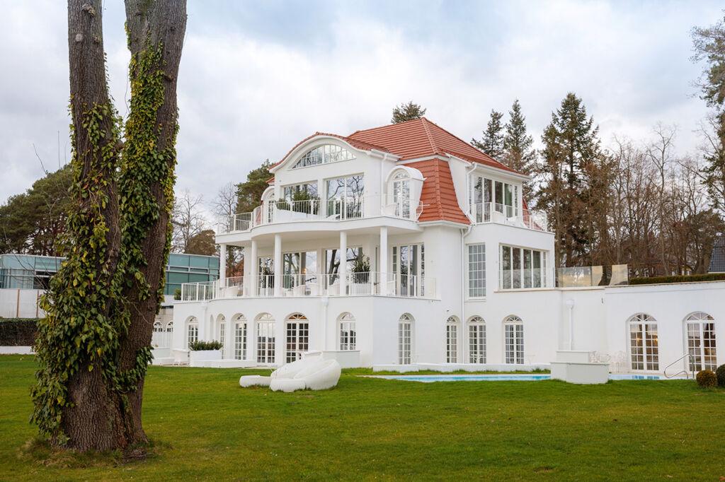 Villa Contessa in Bad Saarow