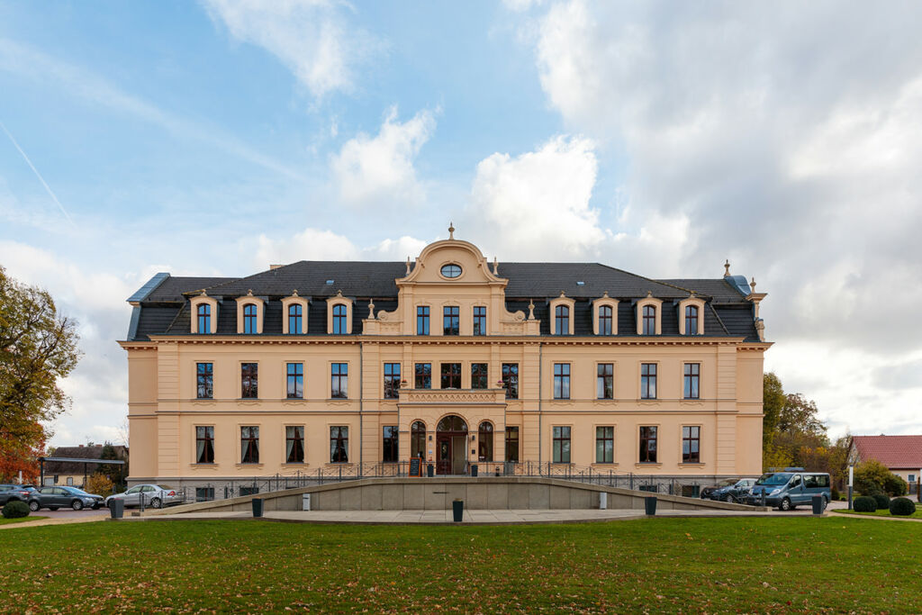 Schloss Ribbeck in Brandenburg